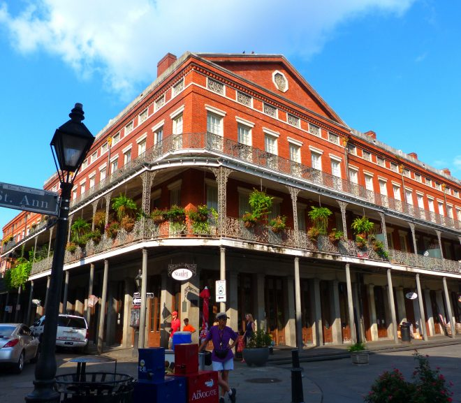 Apartment Owner Travel Tips:  New Orleans