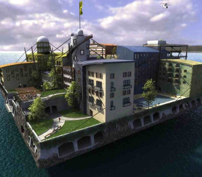 Creating the Real Estate of the future – Seasteading