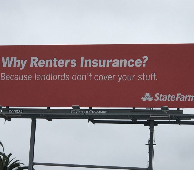 Great Billboard for Landlords!